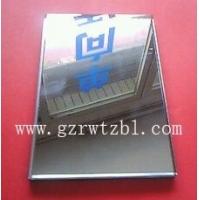 广州锐威单向玻璃 12MM单向防爆玻璃 高性能单向镜