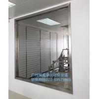 广州锐威播音室单向玻璃 辩认室单向可视玻璃 防爆单向玻璃