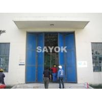 内蒙钢质折叠门,内蒙电动折叠门, 内蒙电厂折叠门
