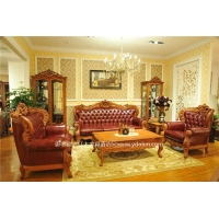 欧式红木沙发五件套 东阳欧式红木沙发五件套