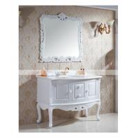 浴之梦卫浴供应Y-802全玉石浴室柜