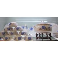 陶瓷餐具-朋友聚会礼品餐具-景德镇陶瓷餐具-骨瓷餐具
