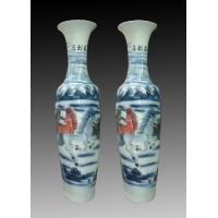 青花瓷花瓶-陶瓷花瓶-景德镇陶瓷大花瓶