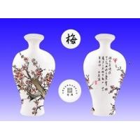 陶瓷酒瓶-陶瓷酒坛-2斤装现货景德镇陶瓷酒瓶