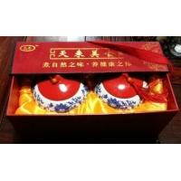 礼品陶瓷茶叶罐-定做茶叶罐-瓷器罐子-景德镇陶瓷罐子