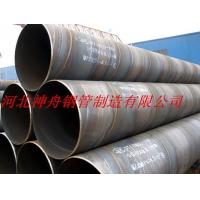 厚壁螺旋钢管价格