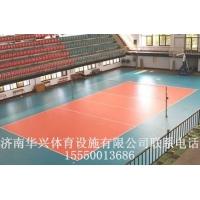 山东塑胶球场施工,为您推荐华兴体育