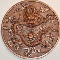 武汉艺术铜雕/武汉雕花铜版