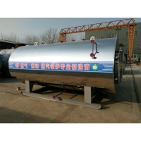 1吨全自动燃油气蒸汽锅炉厂家