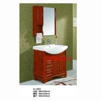 尺度卫浴-橡木加厚浴室柜