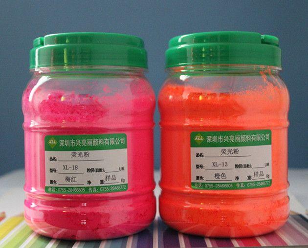 荧光红LED用荧光粉涂料 荧光灯专用荧光粉