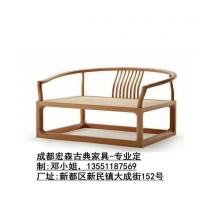 中式仿古明清家具