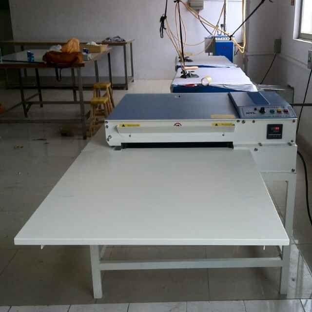 NTL牌NHG500防偏帶粘合機 燙樸機 壓樸機 粘樸機-- 新天力