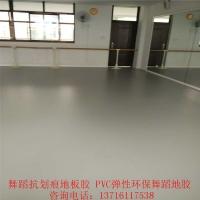 芭蕾舞蹈室抗划痕地板胶 舞蹈排练厅PVC塑胶地板