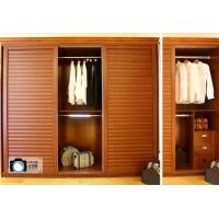 豪姆集成家居定制福州定做整体衣柜吸塑定制整体实木衣柜定做