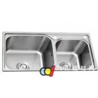 成都精牧卫浴--精牧不锈钢厨房水槽--JM--8804