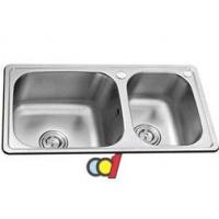 成都精牧卫浴--精牧不锈钢厨房水槽--JM--8806