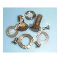 厂家生产铜螺丝,铜螺栓,铜螺母,磷青铜螺栓螺母螺杆垫圈