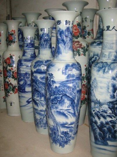景德镇陶瓷花瓶 花瓶收藏的厂家、价格、型号、图片、产地、品牌等