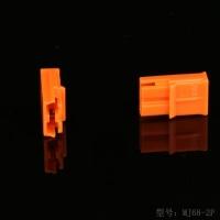 MJ68LED吸顶灯聚线式端子橙色公母对插式20-16号AW