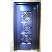 铸铝-智能防盗门