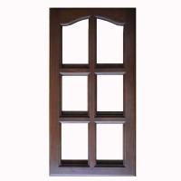 南京衣柜门-南京三明木雕木门木线条