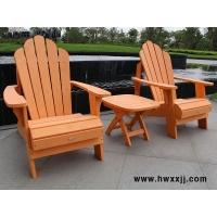 设计款桌椅,仿实木桌椅,别墅庭院休息区桌椅