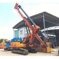 挖机改旋挖钻服务周到 DUNP闽顺专业改装
