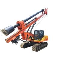 挖机改装旋挖钻信誉保证 DUNP闽顺专业改装
