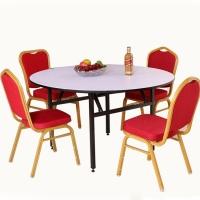 酒店圆桌饭店大圆桌饭店圆桌酒店折叠大圆桌餐桌