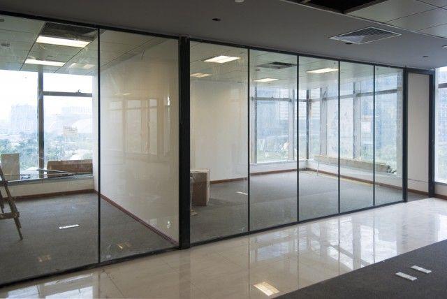 新疆正丰唯美全钢玻璃隔断,坚固耐用