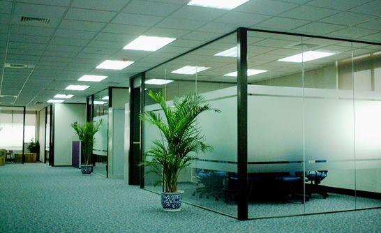 正丰唯美玻璃隔断,采光好、质量优、成本低