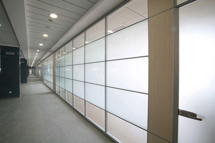 玻璃隔断,施工期短、价格合理、款式多样化