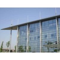 玻璃隔断,铝合金框架,美观、安全、牢固、环保