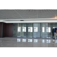 办公室玻璃隔断墙装修设计-乌鲁木齐市正丰唯美