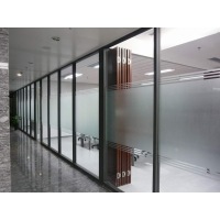 正丰唯美专业做高隔间、玻璃隔断、移动隔断等隔断