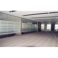 办公室双面中空玻璃百叶隔断间、铝合金隔音墙......