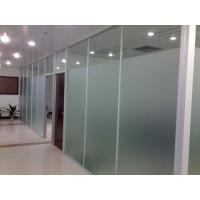 玻璃隔断优质固定隔断,83、84款双玻百叶隔断