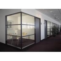 正丰唯美玻璃隔断拥有专业、固定的施工队伍,确保工程质量