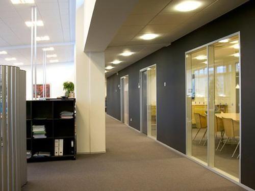 正丰唯美玻璃隔断适用于各种场所,使用广泛,用途多