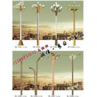 景区广场装饰中华灯 8米不锈钢中华灯