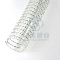 无气味道钢丝软管(透明塑料管)