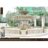 石材喷水池/园林喷水池/大理石喷水池