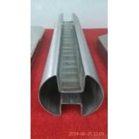 201 304 316不锈钢圆管单槽