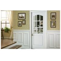 3D木门免漆室内门厕所卫生间玻璃门厨房门实木复合定制木门