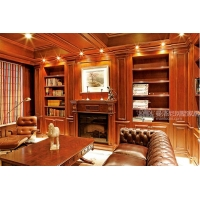 私人书房定制|定制书房|家用书柜|家具定制