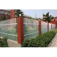 供应塑钢护栏 PVC围墙栏杆