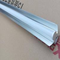 T5 LED单带铝罩工程一体化支架