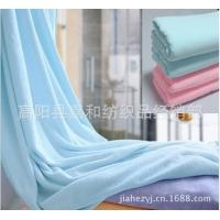 70*140超细纤维浴巾 干发巾浴巾批发