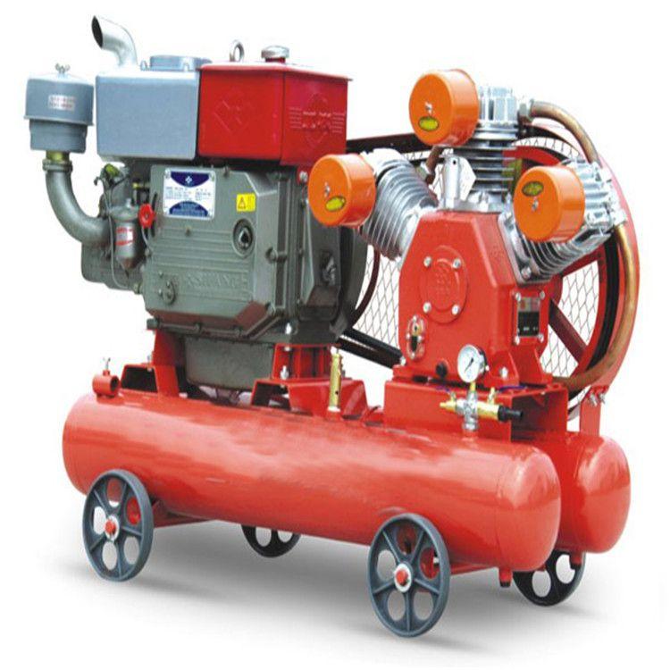 柴油空压机单级风冷往复式柴油空压机